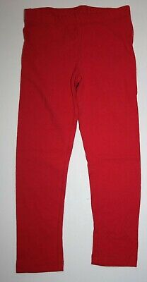 New Gymboree Girls Outlet Classic Basic Red Leggings NWT 3T 5T  6 10 12 Pants