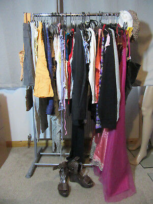 FREE POST Joblot 50+ Items Clothing Womens' Brands BNWT As Photos Resale Carboot
