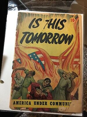 Is This Tomorrow? Original Complete  1947