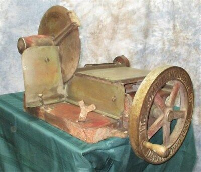 The Computing Scale Meat Slicer Dayton Ohio Country Grocery Store RARE Berkel