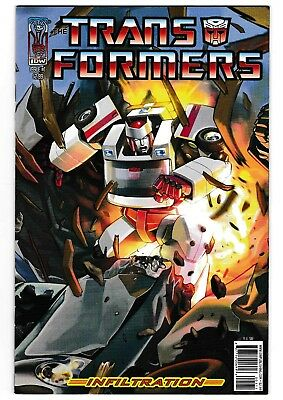 Transformers - Infiltration #1