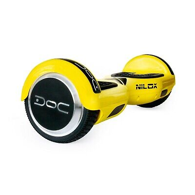 Hoverboard Nilox Doc hoverboard yellow 6.5 30NXBK65D2N03