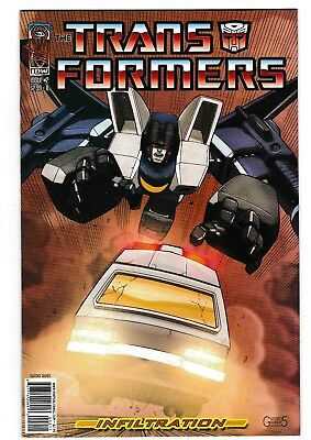 Transformers - Infiltration #2