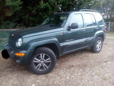Jeep Cherokee CRD Limited Edition 2003