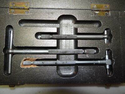 Moore and Wright telescopic gauges