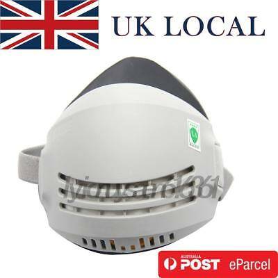 UK Chemical Reusable Anti-Dust Paint Respirator Welding Safety Industrial Mask