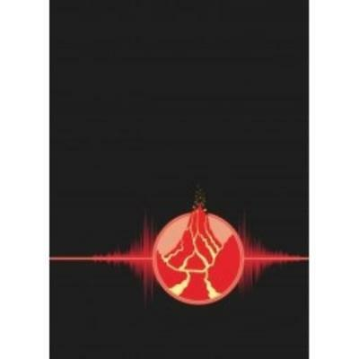 Max Protection Card Protection Elemental Medallion - Red Double Matte (50 MINT