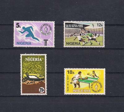 Nigeria 1973 All African Games Lagos V / Fine MNH