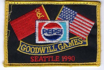 Pepsi Cola Goodwill Games, Seattle 1990