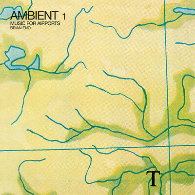 Brian Eno - Ambient 1: Music For Airports [New Vinyl] 180 Gram