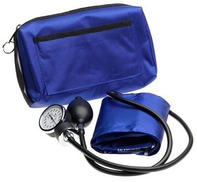US Seller! ROYAL Aneroid Sphygmomanometer Blood Pressure Monitor Adult cuff