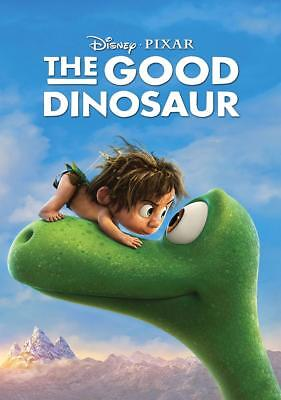 The Good Dinosaur Childrens Movie Release Poster Various Sizes
