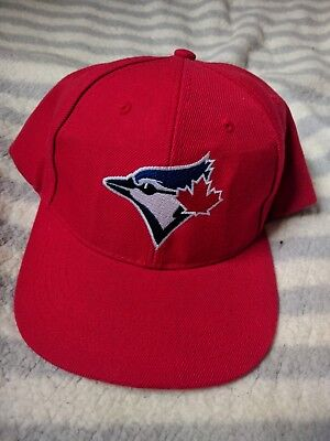 Toronto Blue Jays RED CANADA DAY 2013 hat