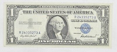 Crisp - 1957 United States Dollar Currency $1.00 Silver Certificate *425