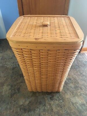 longaberger hamper basket