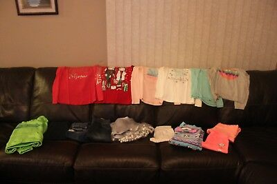 Mixed Lot of girls clothing Size 10/12