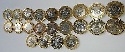 £2 Two Pound Coins - Great British Coin Hunt -Various-Free P&P