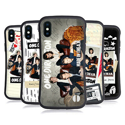 OFFICIAL ONE DIRECTION MADE IN THE A.M. HYBRID CASE FOR APPLE iPHONES PHONES