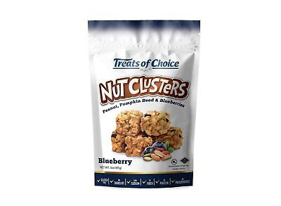 Treats of Choice Nut Clusters Blueberry 5 Pack