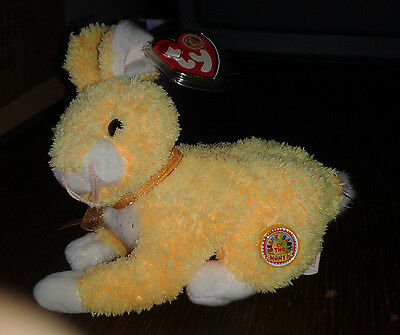 TY BUTTERCREAM the BUNNY BEANIE BABY - New with mint tag
