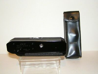 Vintage  Canon  Power  Winder  A  .  Made  In  Japan.