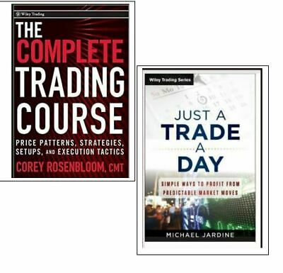The Complete Trading Course  Rosenbloom   4 Phone/Tab/PC ONLY