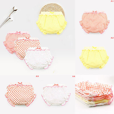 Toddler baby training underwear panties Underpants infant girl clothes FT