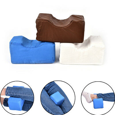 Sponge Ankle Knee Leg Pillow Support Cushion Wedge Relief Joint Pain Stress  Nu