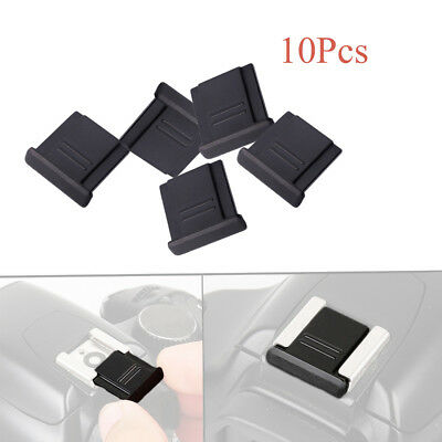 10pcs Flash Hot Shoe Protection Cover BS-1 for Canon Nikon Olympus DSLR SLR~~