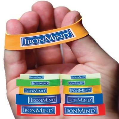 ❤ Gym Fitness Strength Training Ironmind Expand-Your-Hand Bands Original Authent