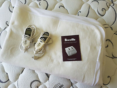 Breville electric blanket (Queen size)