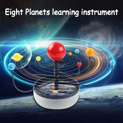 DIY Solar System Planetarium Model Set Astronomy Science Project Model Kids
