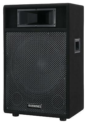 "Dj Pa Lautsprecher Disco Bass Party Box 38Cm (15"") Speaker 2-Wege System 400W"