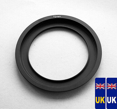 New Metal High quality wide angle 72mm adapter / adaptor ring 100mm Lee system