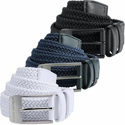 Under Armour 2019 Mens 2.0 Braided Stretch-fit Woven Golf Webbing Belt