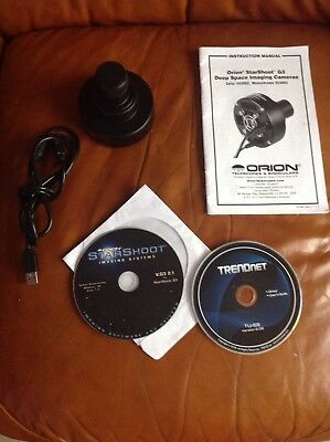 Orion Starshoot G3 OSC Colour Cooled CCD Camera