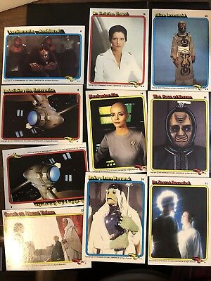 1979 Topps Star Trek The Motion Picture Trading Card # U PICK 1