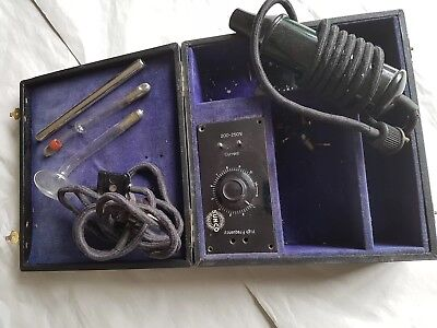 Vintage Sunco Violet Ray Wand  High frequency set .