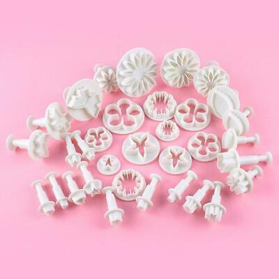 33Pcs Play Dough Tools Playsets Making Clay Mould Flower Tree Leaf Model