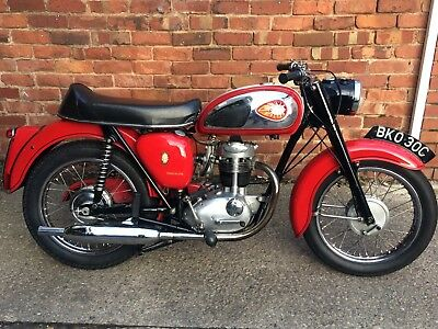 BSA C15 1965 250cc-Fully Reconditioned, Great Condition