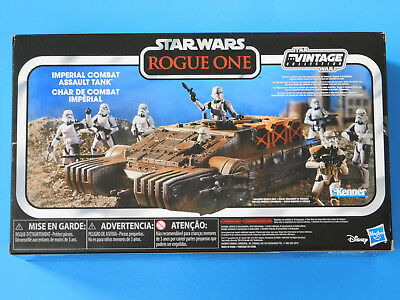 Star Wars - The Vintage Collection -  Imperial Combat Assault Tank - Rogue One