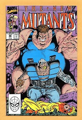 NEW MUTANTS #88 (2nd app. Cable) NM+ 9.6