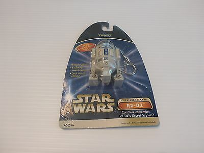 STAR WARS R2-D2 Clip -on game by TIGER