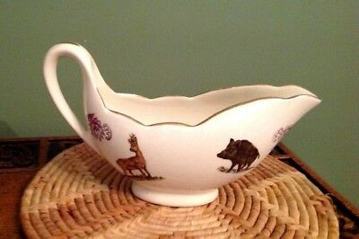 French Sauce/Gravy Boat for Game