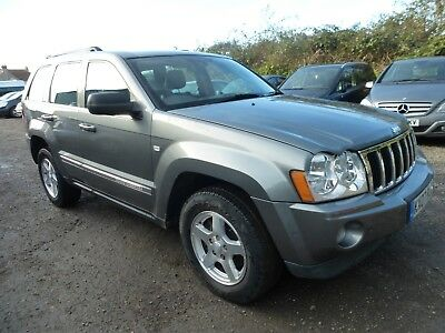 Jeep Grand Cherokee, Spares Or Repairs, Salvage, Export, Trade, Repairable