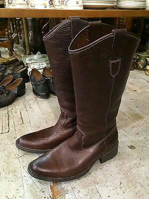 "riding equestrian cavalry ""BORN"" biker hipster mens boots size 7.5 gay interest"