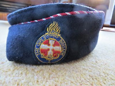 Scout - Guide - Girls Brigade Hat - Cappello Guida
