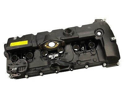 Engine Valve Cover Assembly with Gaskets and Bolts for BMW Brand New