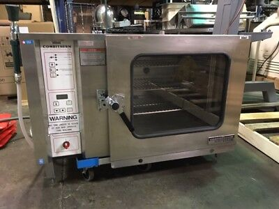Combitherm Oven Steamer- Alto-Shaam HUD 6.10