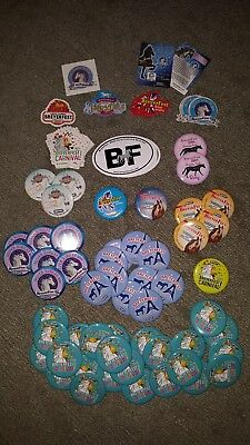 LOT of Breyerfest Goodies! Buttons/Pins, Stickers, Magnets Ranging 2009 to 2016